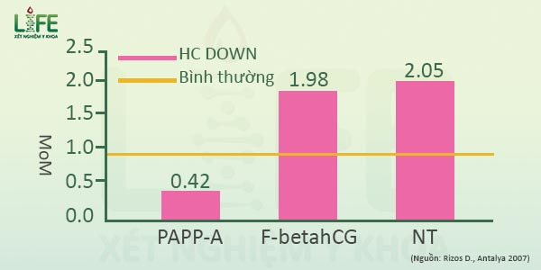 thay doi hormone o ba thang dau thai ky